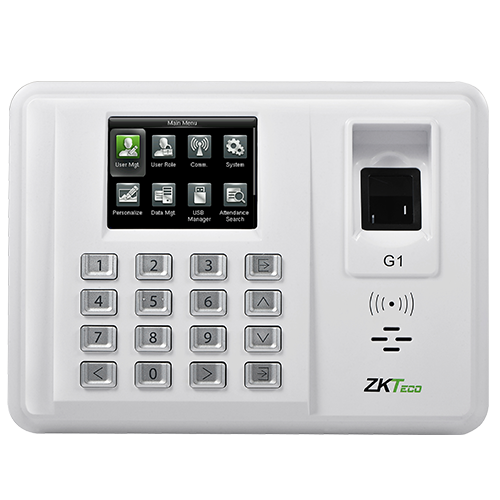 G1 time attendance system