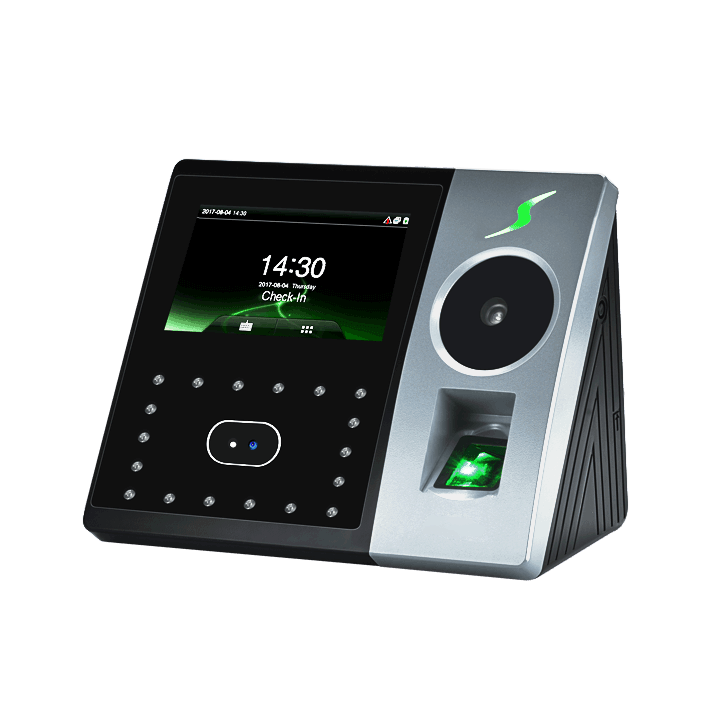 Pface 202 palm and Facial time attendance system