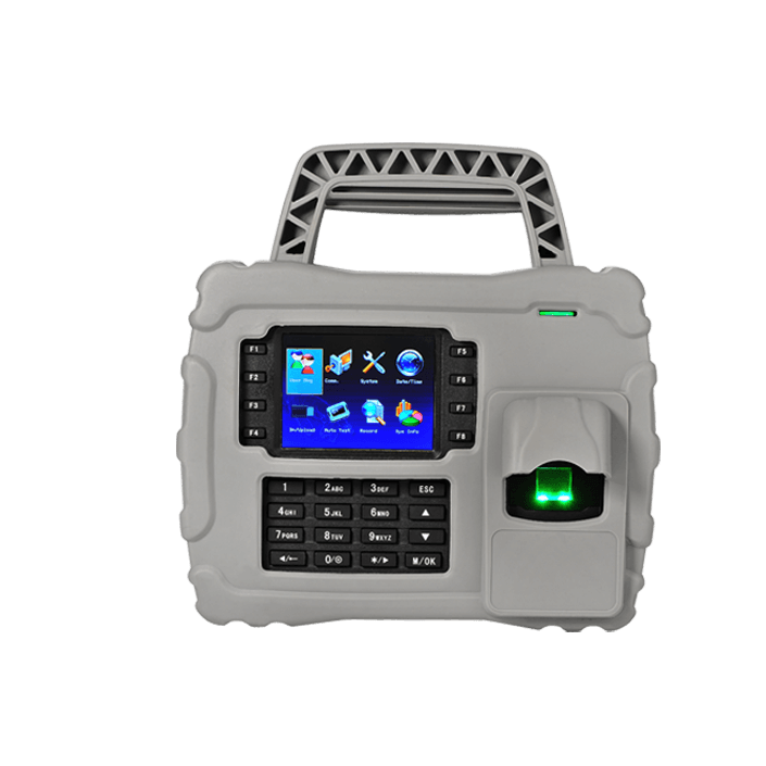 S922 portable biometric time recorder