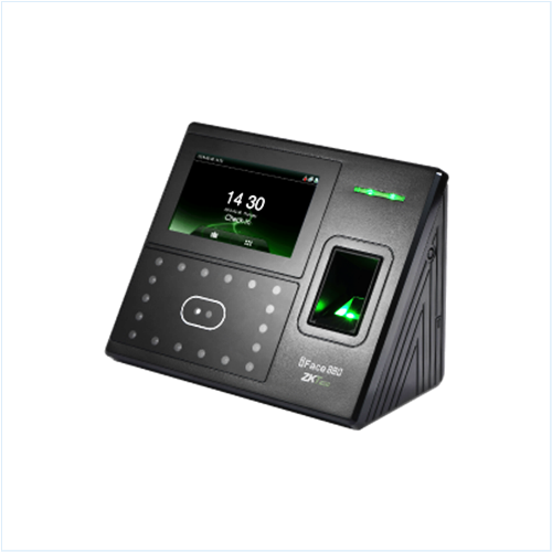 uface 402 Face recognition time recorder
