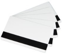 Magnetic Strip PVC card