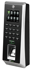 F21 fingerprint door access system