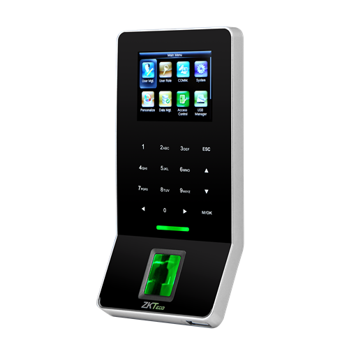 F22 Biometric fingerprint door access