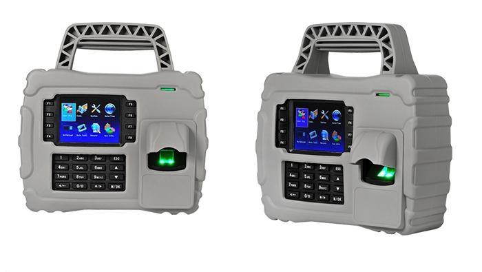 S922 Biometric Fingerprint Portable/Mobile Time Attendance