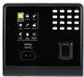 SilkBio-100TC face recognition time attendance system come with door access system