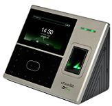 UFace800 face recognition time attendance system
