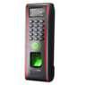 TF1700 outdoor biometric door access system with IP65 protection